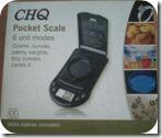 timbangan merk CHQ